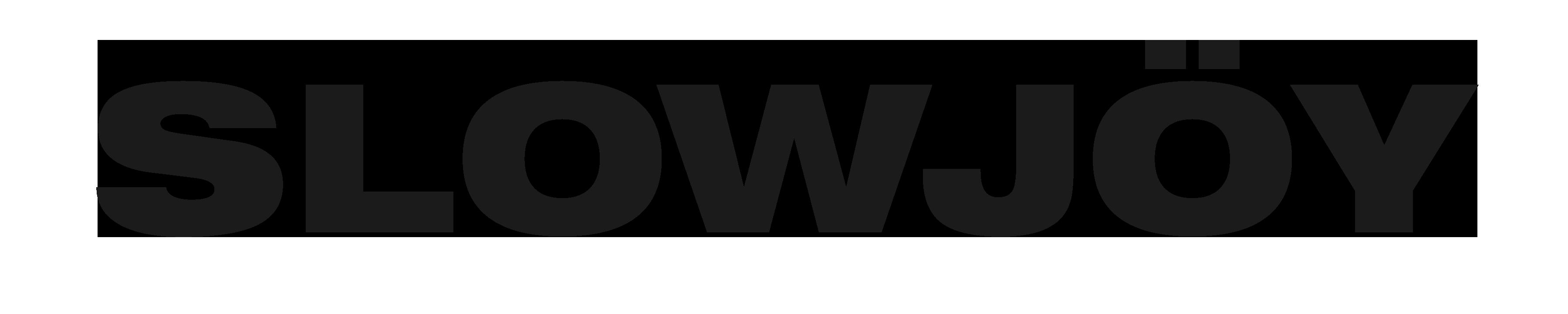 Slowjöy